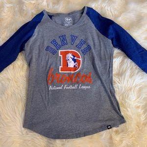 Womens Small Denver Broncos TShirt